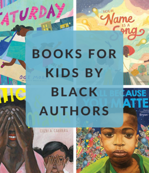 early childhood books by black authors