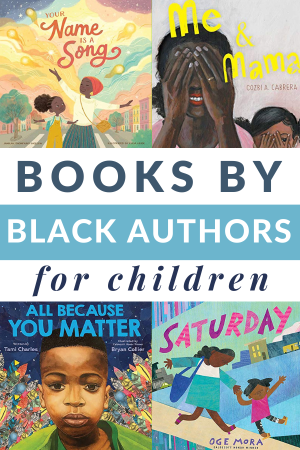 books by Black authors for children