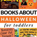 BOOKS ABOUT HALLOWEEN FOR 2 AND 3 YEAR OLDS