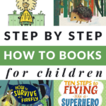 step by step books for children