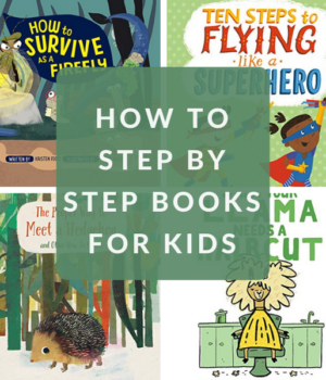 how to books for children