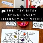 EENSY WEENSY SPIDER ACTIVITIES