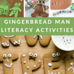 activities to do with The Gingerbread Man Activities