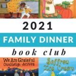 BOOKS FOR FAMILY DINNER BOOK CLUB