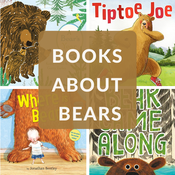 bear picture books