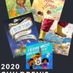 FAVORITE CHILDREN'S BOOKS FOR 2020