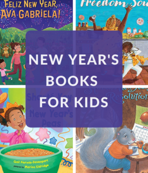 books about New Year's for Kids