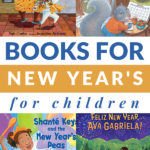 children's books about New Year's