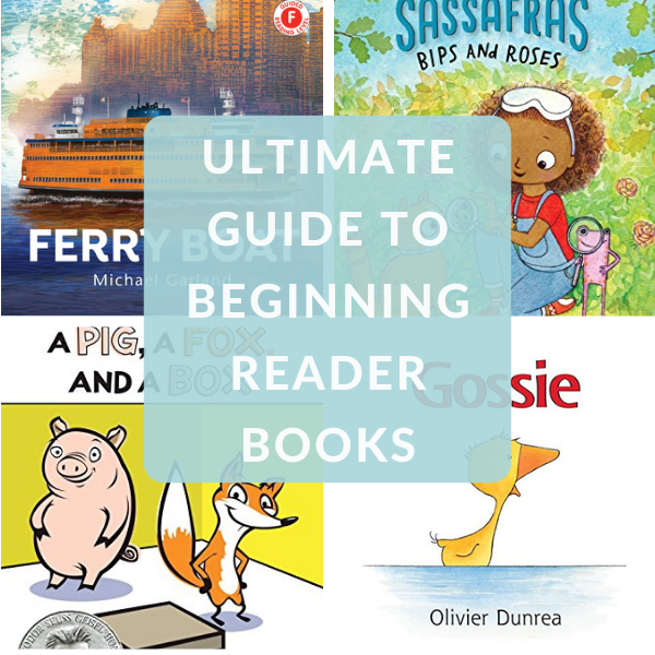 guide to beginning reader books