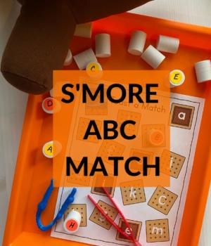 abc matching activity