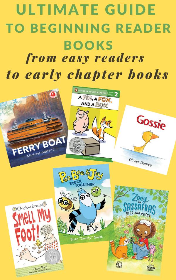 beginner reader books
