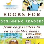 beginning reader books for kids