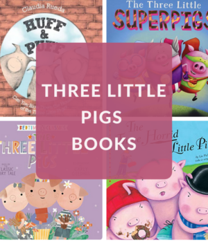 THREE LITTLE PIGS VARIATIONS