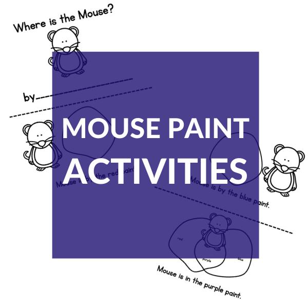 Mouse Paint Activity