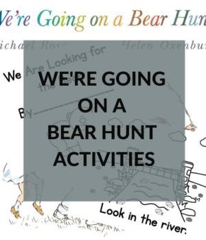 BEAR HUNT ACTIVITIES