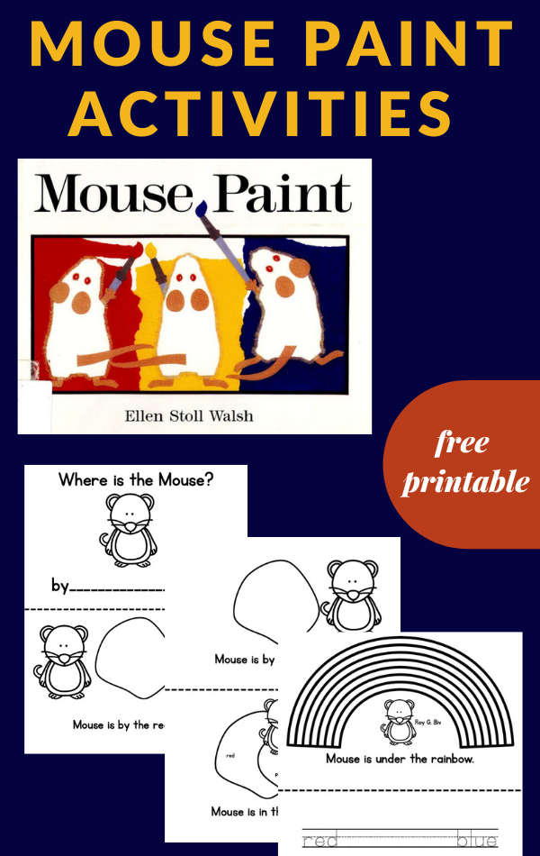 activity for Mouse Paint book