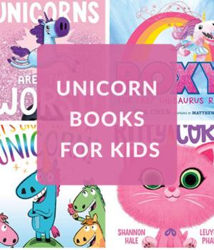 books about unicorns