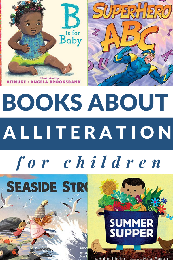 BOOKS ABOUT ALLITERATION