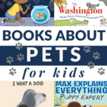 PICTURE BOOKS ABOUT PETS