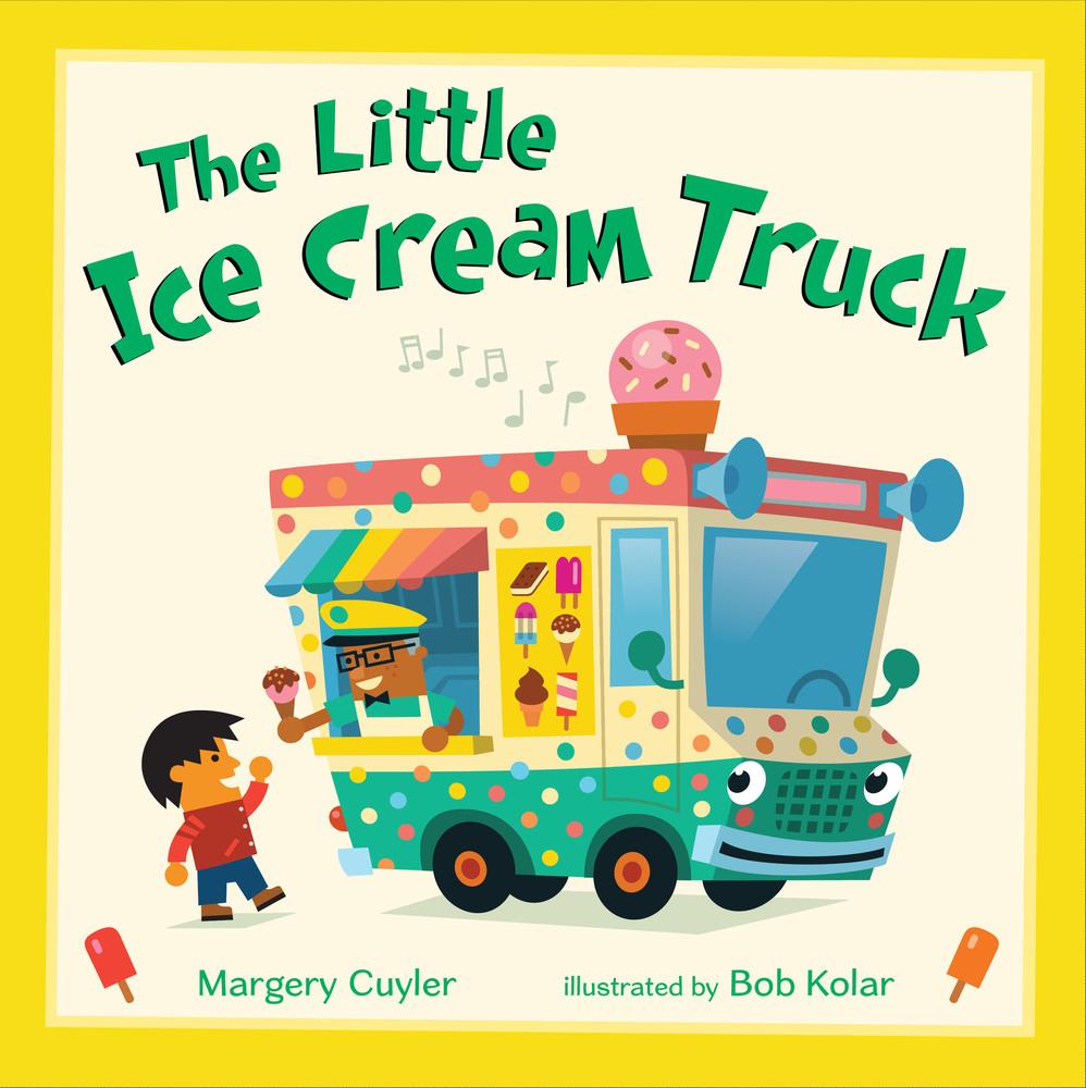 the ice cream truck book