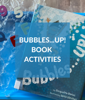 BUBBLE THEMED LITERACY ACTIVITIES