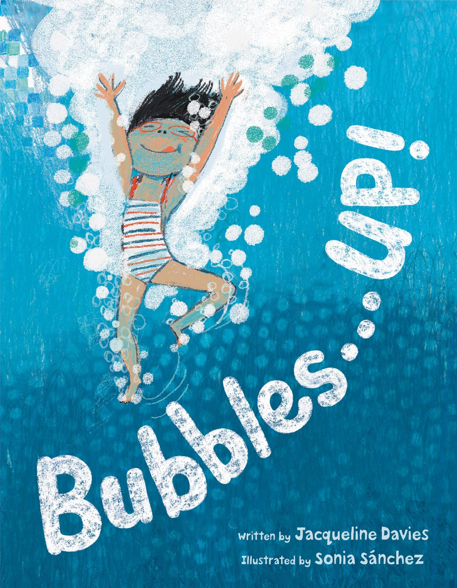 bubbles up book