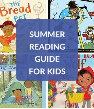 READING LIST FOR KIDS FOR SUMMER
