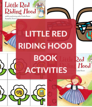 activities for Little Red Riding Hood