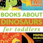 BOOKS ABOUT DINOSAURS FOR TODDLERS