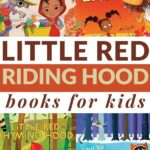 VARIATIONS OF LITTLE RED RIDING HOOD BOOKS