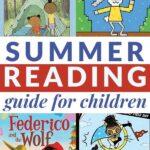 SUMMER READING LIST FOR CHILDREN