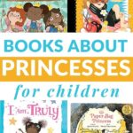 picture books about princesses