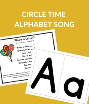 abc song for circle time