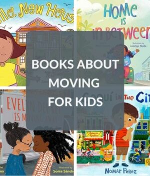 DEALING WITH A MOVE FOR KIDS