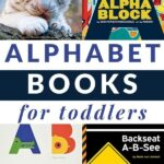 ABC BOOKS FOR TODDLERS