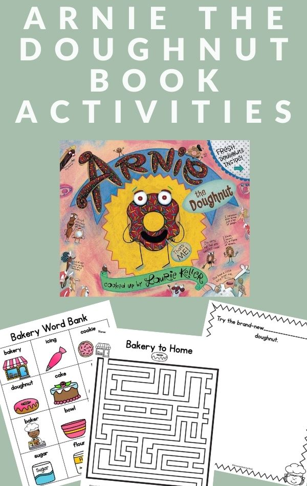 ACTIVITIES TO DO WITH ARNIE THE DOUGHNUT