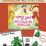 book activities for Amy Wu and the Patchwork Dragon by Kat Zhang