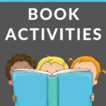 ACTIVITIES FOR TODDLERS AROUND BOOKS