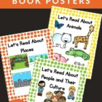 posters for the classroom library