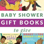 BABY SHOWER BOOKS TO GIVE